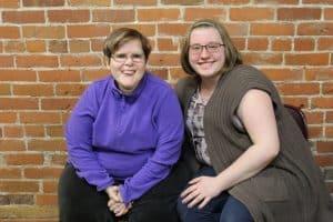 Jenna and Tasha