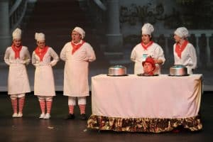 Chefs and Sebastian