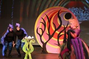 Flotsam, Jetsam, and Ursula