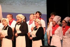 Maids, Chefs, Sailors